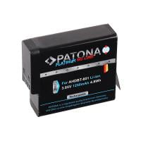 Patona Ersatzakku für HERO5-8