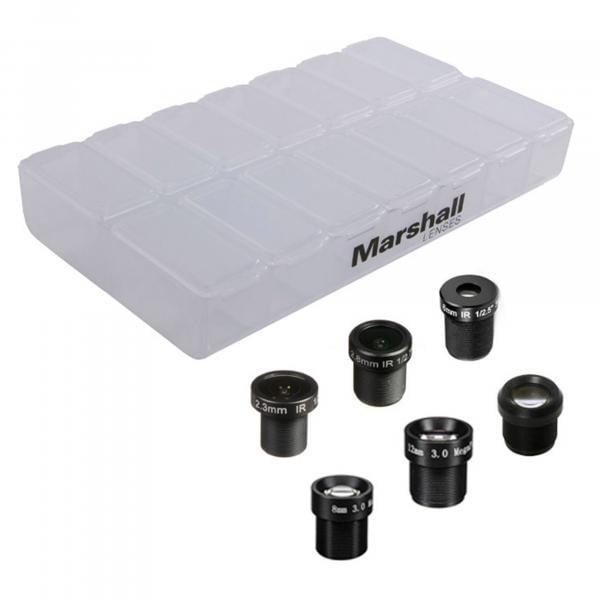 Marshall Lenspack für CV-Kameras
