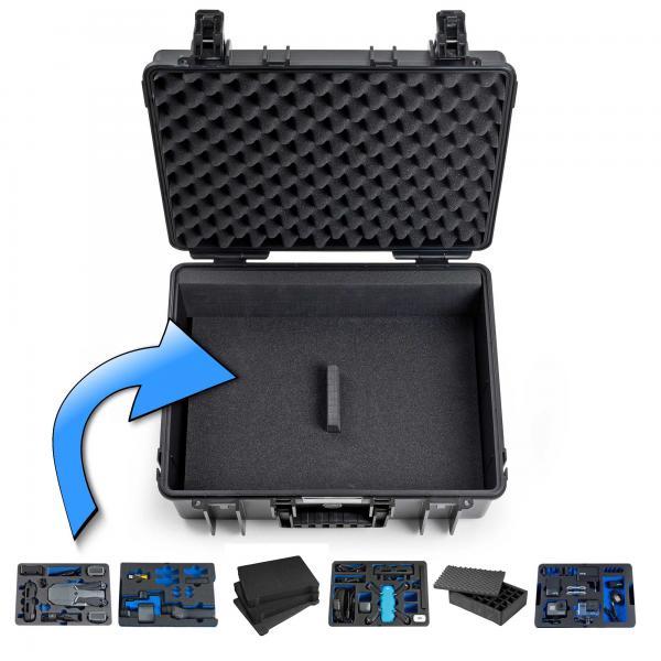 B&W Outdoor Case 6000 Special für 2x 3000 Inlay