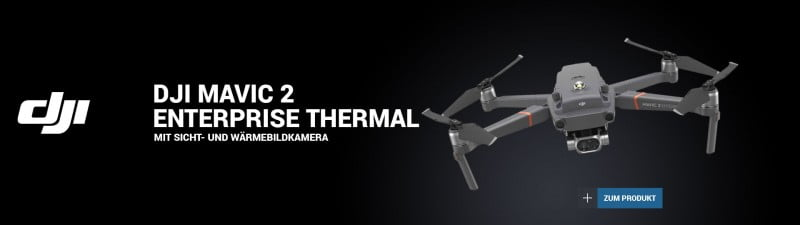 DJI Mavic 2 Enterprise Thermal