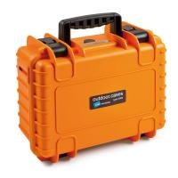 B&W Outdoor Case 3000 orange