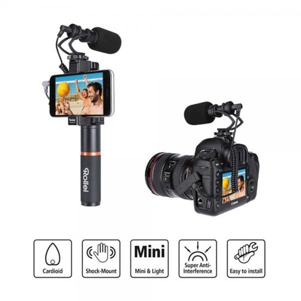 Rollei Hear:Me Mini Microphone