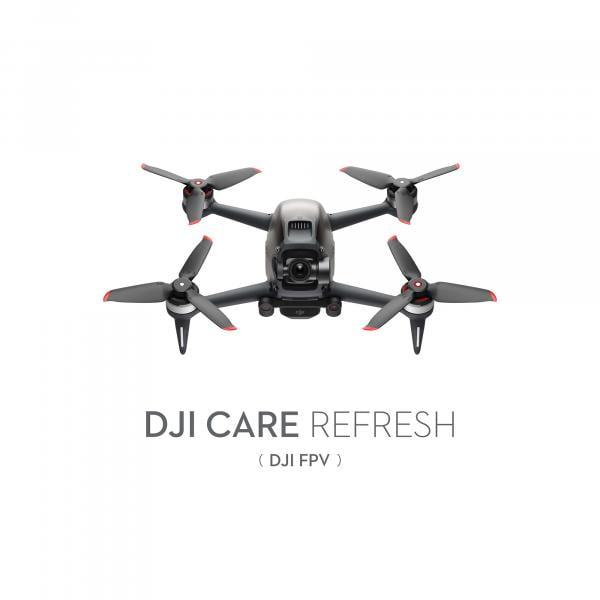 DJI Care Refresh 1 Jahr für DJI FPV Combo