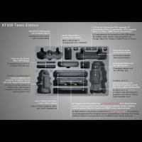 TOMcase Case Team Edition für Mavic Air 2, Air 2S & Mini 2 black