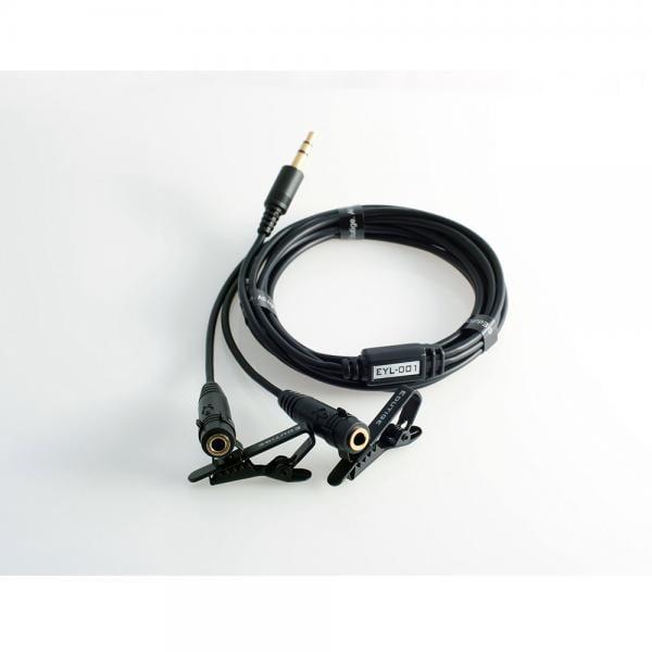 Edutige 3.5mm Microphone Stereo Adapter EYL-001