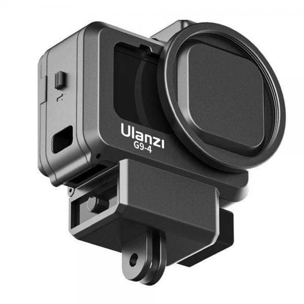 Ulanzi Camera Cage für HERO9 Black