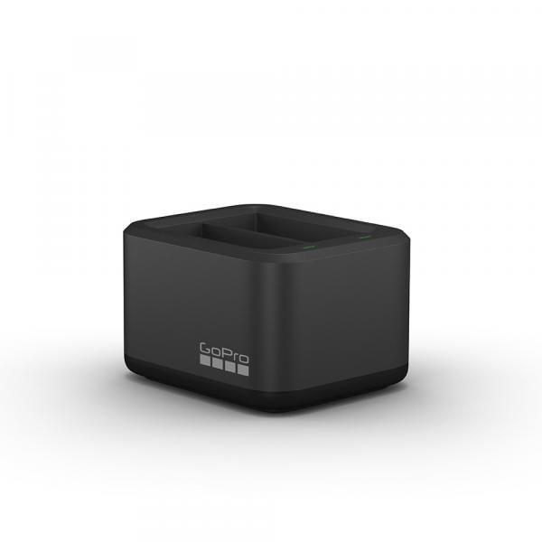 GoPro Dualladegerät + Ersatzakku für HERO9 & 10 Black