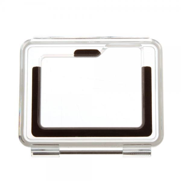 GoPro Standard Housing Backdoor - Offen für HERO4 Silver