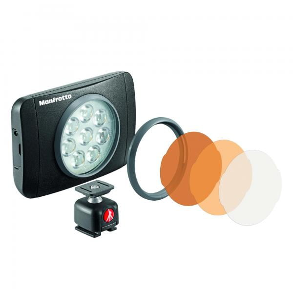 Manfrotto LUMIMUSE 8 LED Licht