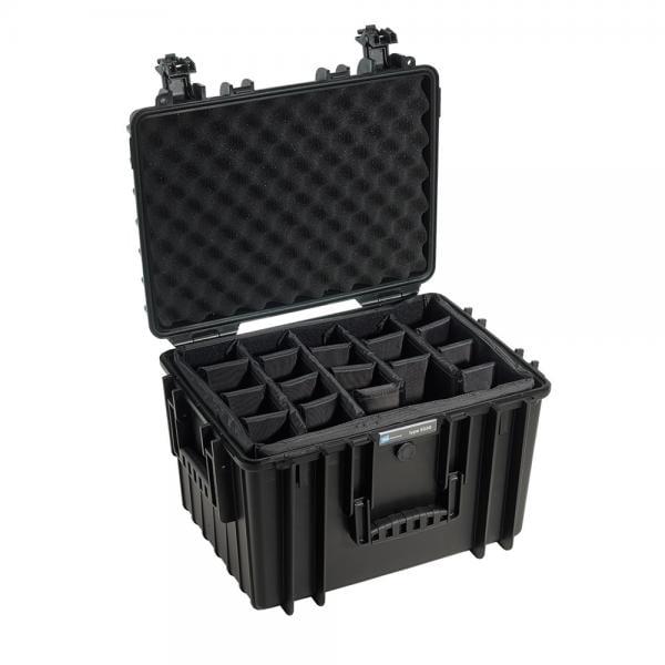 B&W Outdoor Case 5500 black RPD