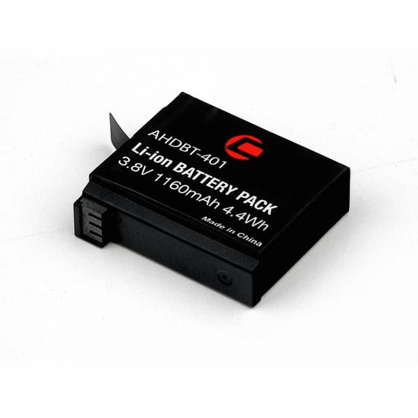 GoPro HERO4 Akku 1160mAh by Carat
