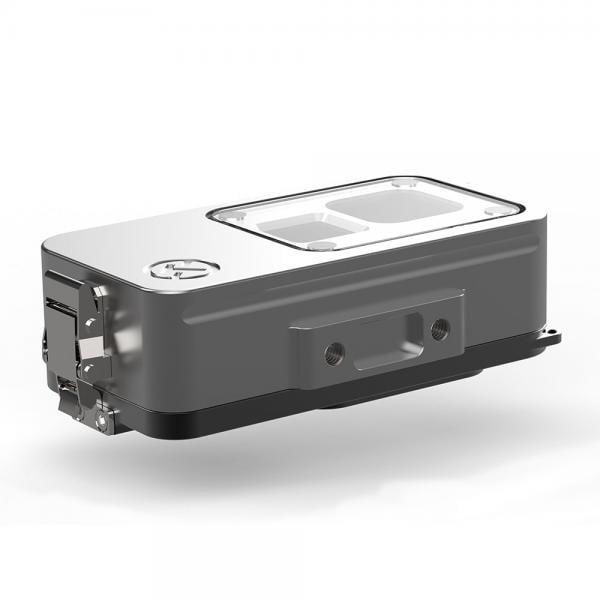 T-HOUSING Aluminium Tieftauchgehäuse H8ENERGY für HERO8