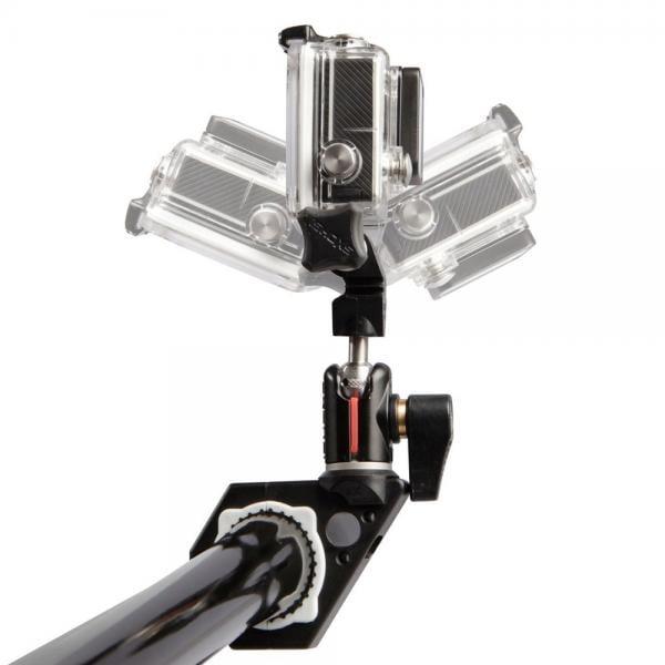 iSHOXS BullBar ProX 19-23mm mit Swivel Modul