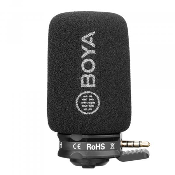 Boya BY-A7H für Smartphones/Tablets mit 3,5mm-Klinke