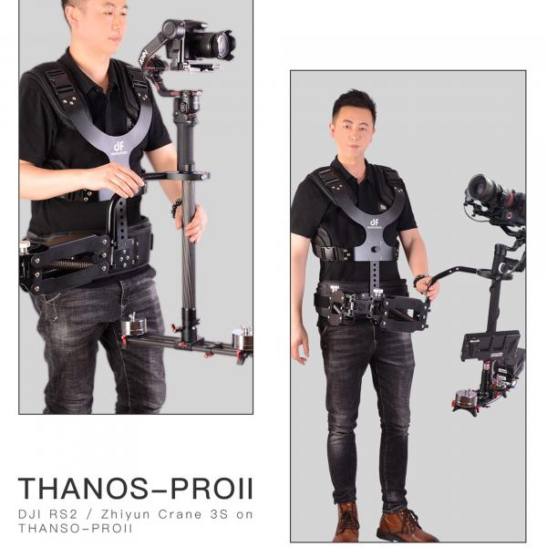digitalfoto THANOS-PROII Support Vest für RS2 & RSC2