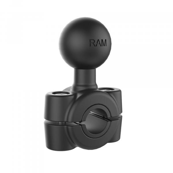 RAM Mounts Torque Rohrschelle für 9,53-15,88 mm Durchmesser, B-Kugel (1 Zoll) RAM-B-408-37-62U