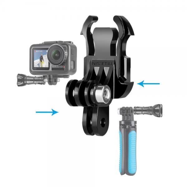 Telesin Dual J Hook Schnellverschluss