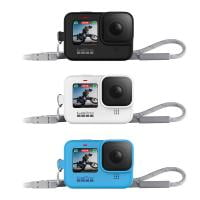 GoPro Sleeve & Lanyard HERO9 Black