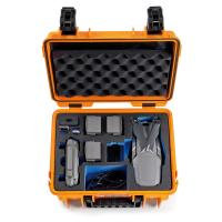 B&W DJI Mavic 2 Pro+Zoom incl. Fly More Kit Case 3000 orange LIMITED