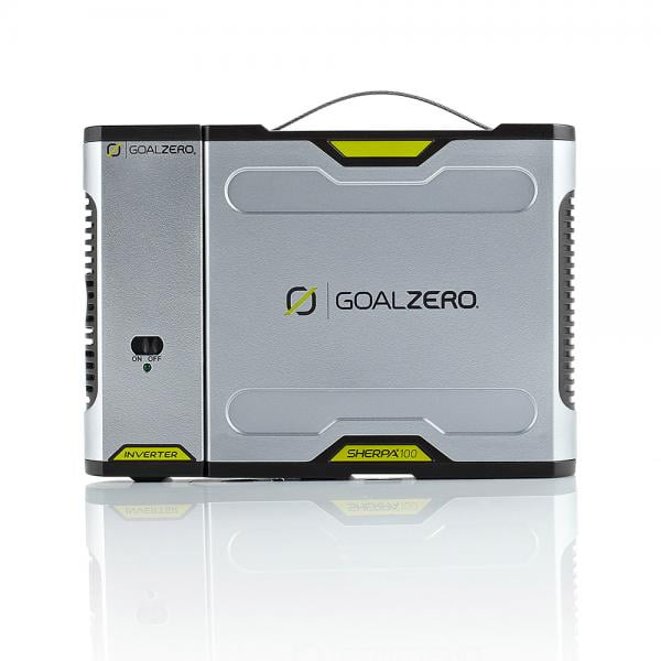 Goal Zero Sherpa 100 Power Pack + Inverter